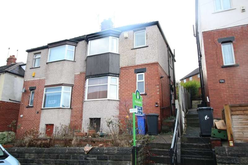 3 Bedrooms Semi Detached House for sale in Vickers Road, Sheffield, S5