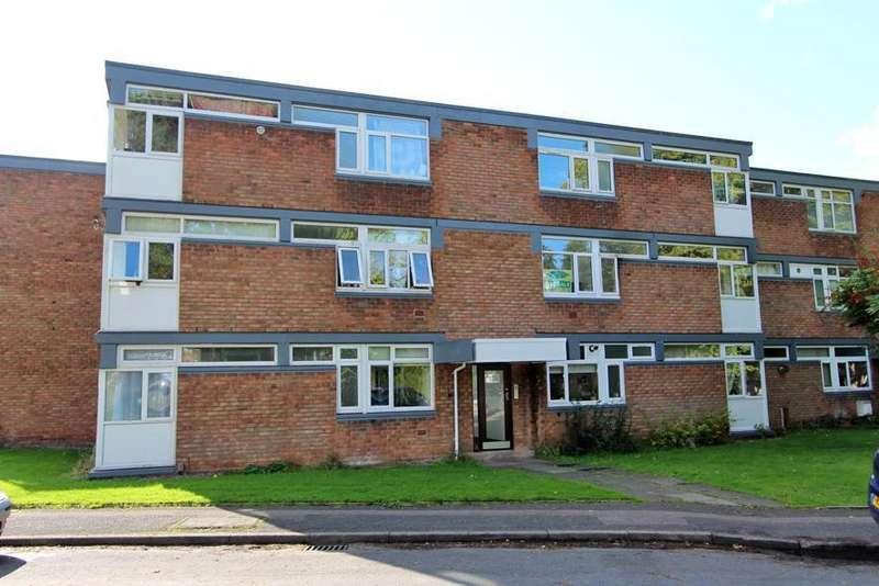 2 Bedrooms Apartment Flat for sale in The Lindens, Newbridge Crescent, Wolverhampton