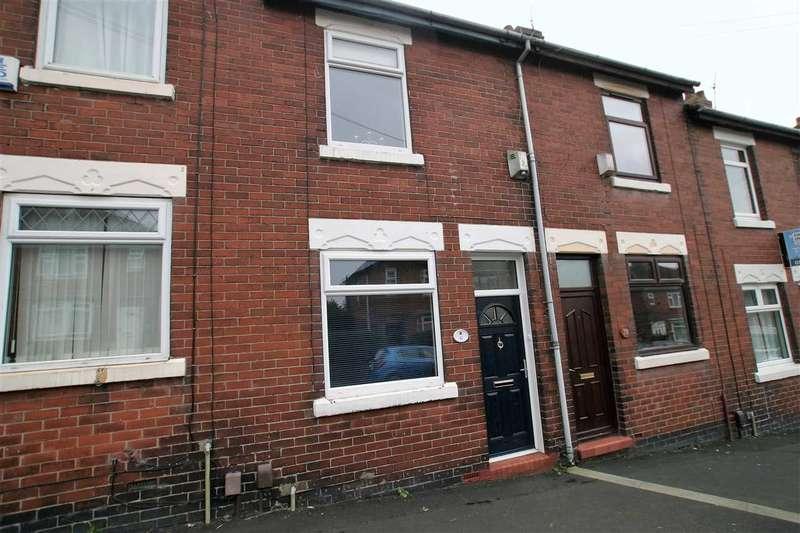2 Bedrooms Terraced House for sale in Wallis Street, Fenton, Stoke on Trent