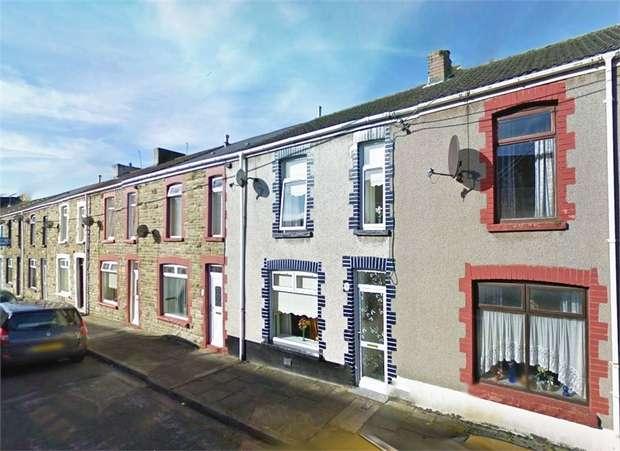 3 Bedrooms Terraced House for sale in Margam Street, Maesteg, Mid Glamorgan