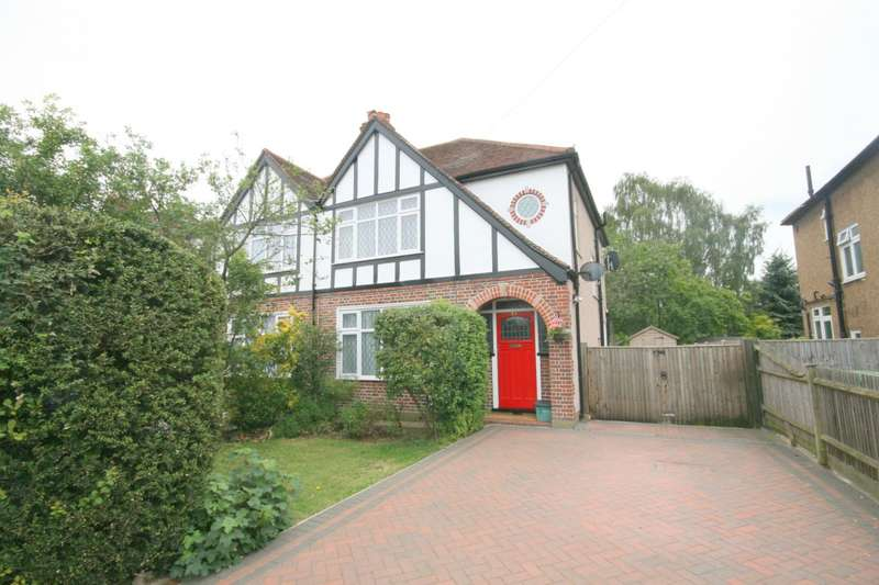3 Bedrooms Semi Detached House for rent in Ruxley Lane, Epsom