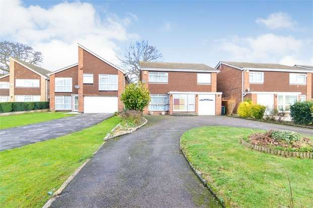 4 Bedrooms Detached House for sale in Greenbank, Cheshunt, WALTHAM CROSS, Hertfordshire
