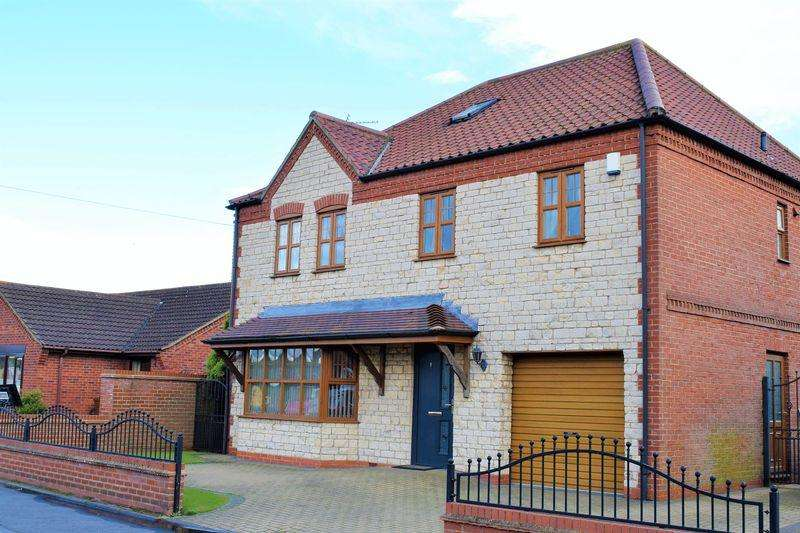 5 Bedrooms Detached House for sale in Mill Lane, Brigg