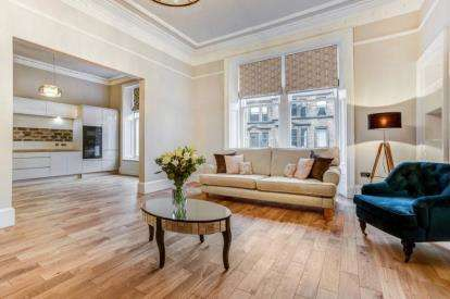 4 Bedrooms Flat for sale in Hyndland Road, Hyndland