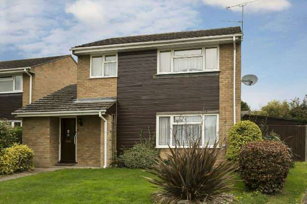 3 Bedrooms Detached House for sale in Cowslip Close, Tilehurst, Reading,