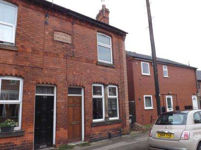 2 Bedrooms End Of Terrace House for sale in Exchange Road, West Bridgford, Nottingham, Nottinghamshire