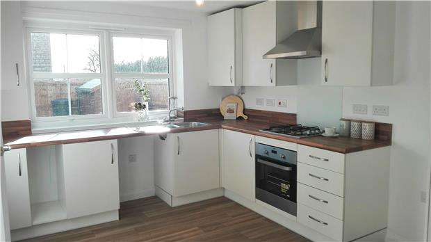 2 Bedrooms Property for sale in Plot 61 Knights Rise, Temple Cloud, Bristol, BS39 5DB