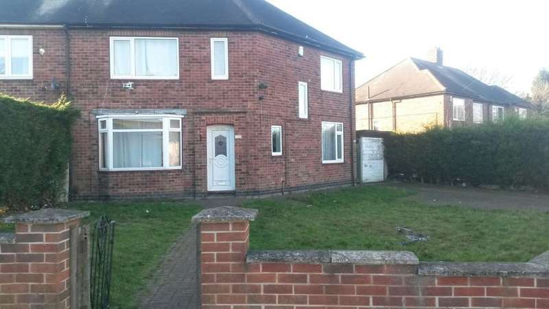 4 Bedrooms Semi Detached House for rent in Southdale road, Nottingham, Nottinghamshire, Ng4 1ex