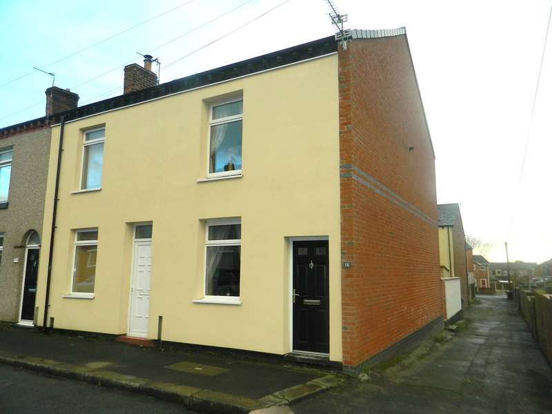 2 Bedrooms End Of Terrace House for sale in Blantyre Street, Hindley, Wigan, WN2