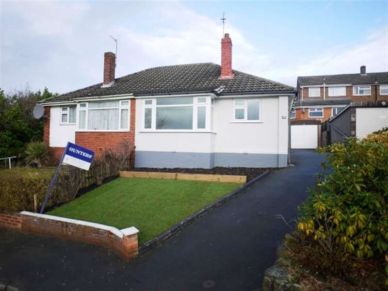2 Bedrooms Semi Detached Bungalow for sale in Spring Valley View, Bramley, LS13