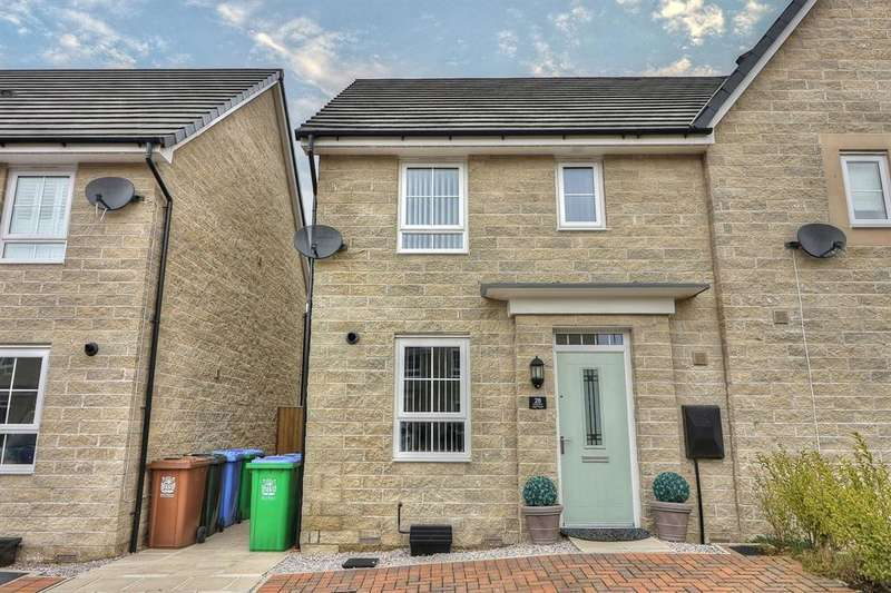 3 Bedrooms Semi Detached House for sale in Shopwood Way, Littleborough, OL15 9AN
