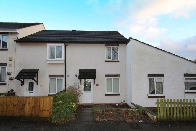 3 Bedrooms Terraced House for sale in Spring Close, Newton Abbot