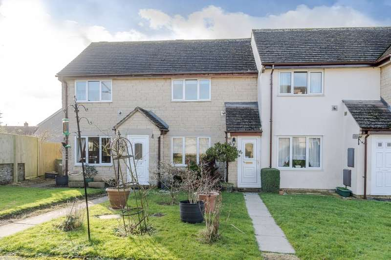1 Bedroom Terraced House for sale in Longtree Close, Tetbury