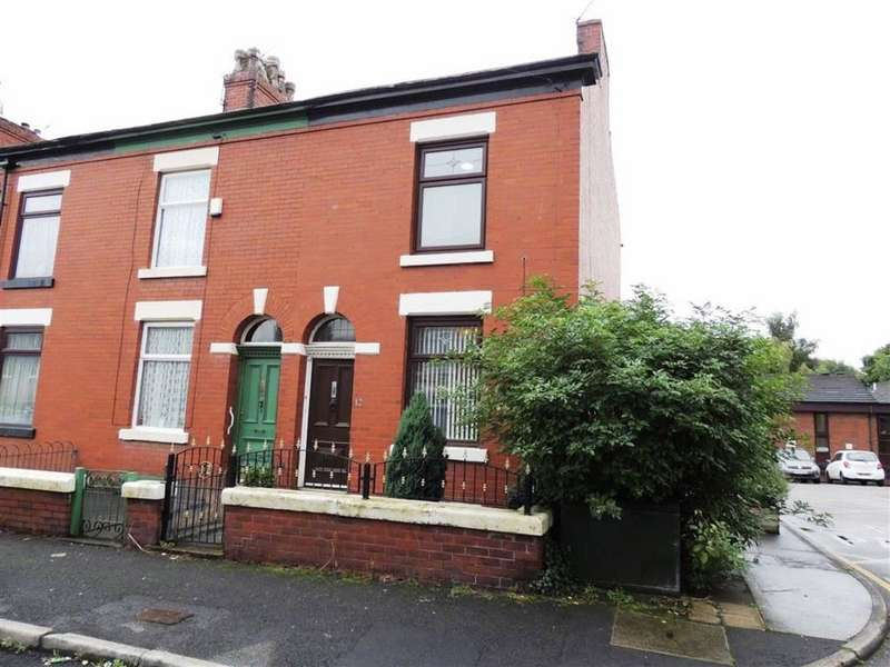 2 Bedrooms End Of Terrace House for sale in Gorseyfields, Droylsden, Manchester