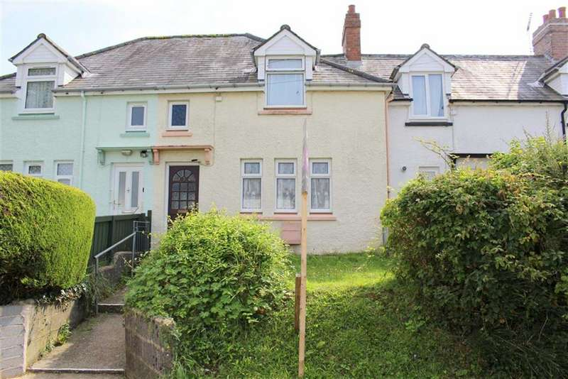 3 Bedrooms Terraced House for sale in Jury Lane, Haverfordwest