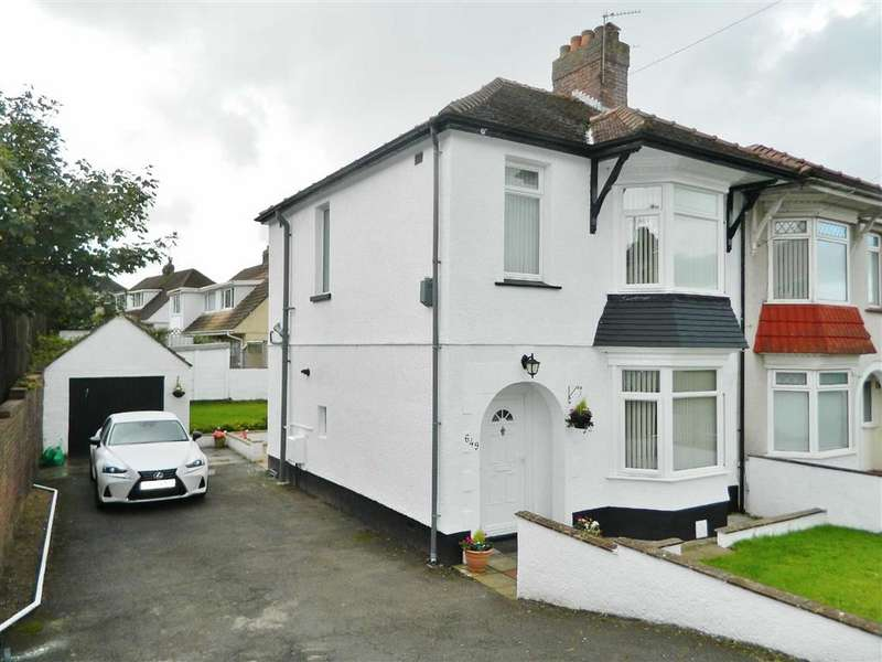 3 Bedrooms Semi Detached House for sale in Middle Road, Ravenhill