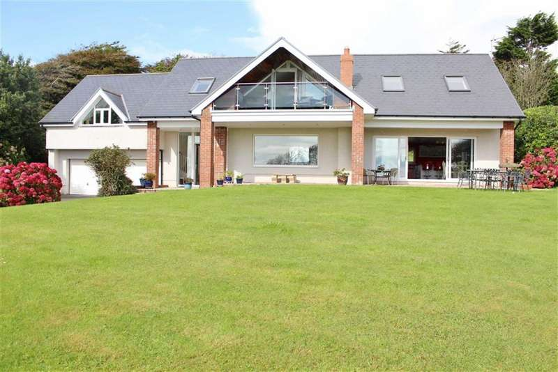 4 Bedrooms Detached House for sale in Nicholaston, Penmaen