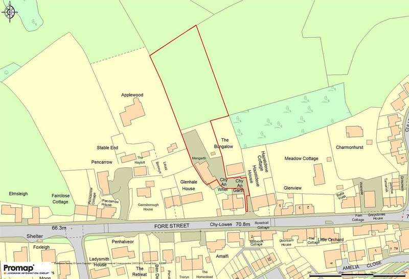 Plot Commercial for sale in Probus