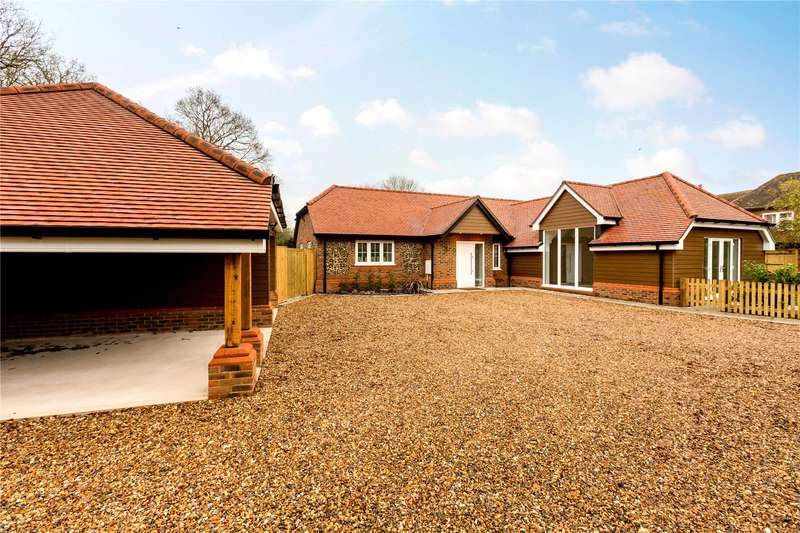 4 Bedrooms Detached House for sale in Stables Cottage, Marlow Road, Maidenhead, Berkshire, SL6