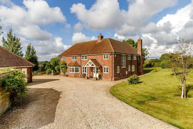 5 Bedrooms Detached House for sale in North Heath, Chieveley, Newbury, RG20