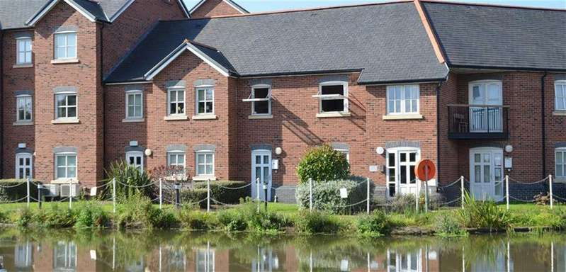 2 Bedrooms Apartment Flat for sale in Grosvenor Wharf Road, Ellesmere Port