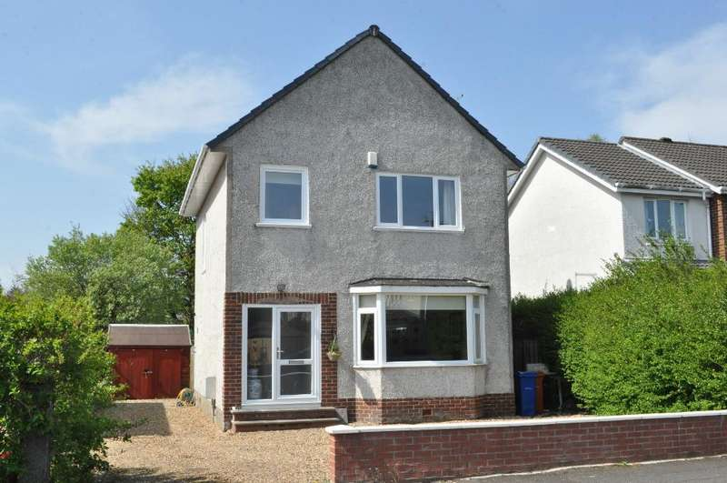 3 Bedrooms Detached House for sale in Upper Glenburn Road , Bearsden, Glasgow , East Dunbartonshire, G61 4BN