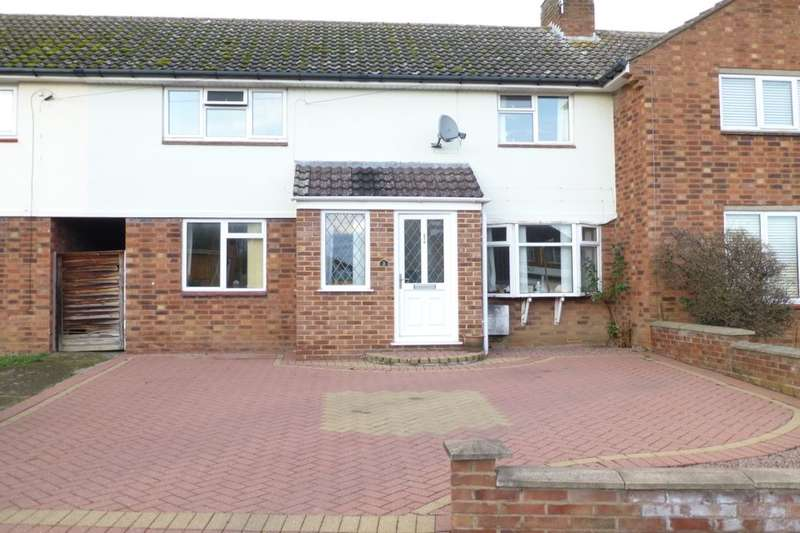 3 Bedrooms Terraced House for sale in Hurst Road, Pershore, WR10