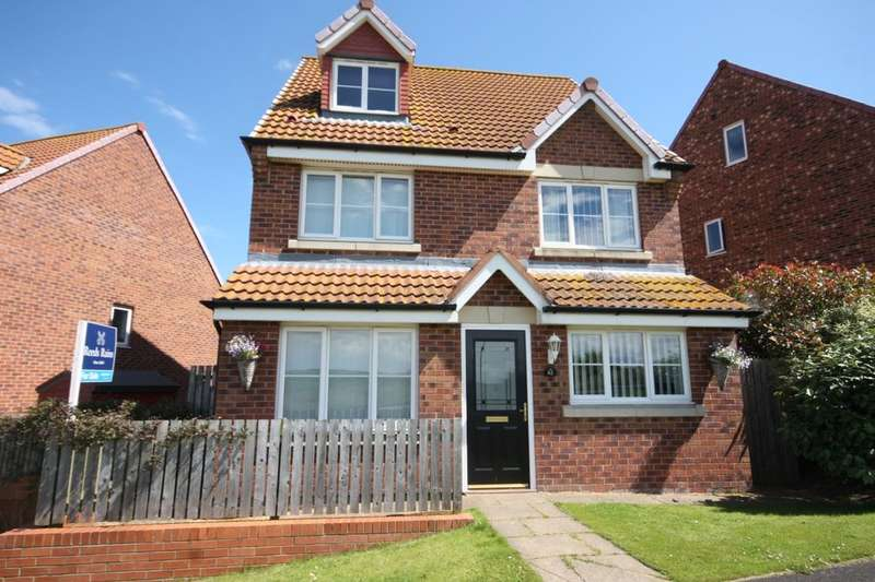 5 Bedrooms Detached House for sale in Windermere Drive, Skelton-In-Cleveland, Saltburn-By-The-Sea, TS12