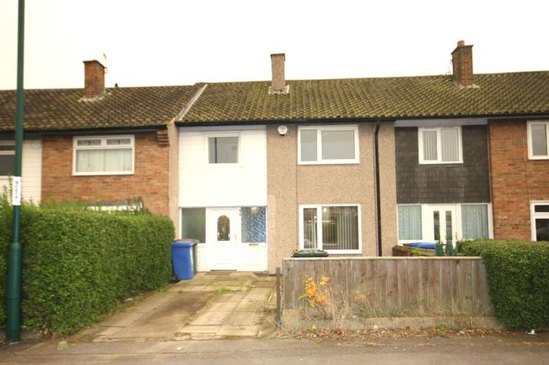 3 Bedrooms Terraced House for sale in Dorset Road, Guisborough, TS14