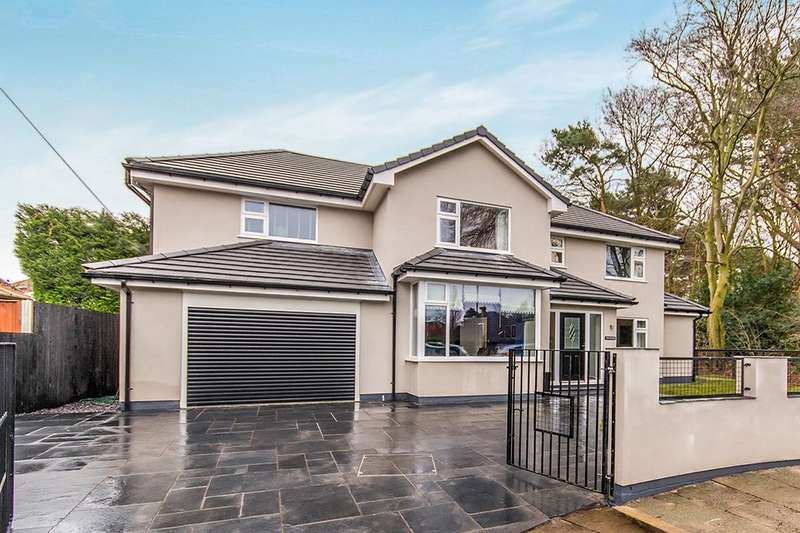 5 Bedrooms Detached House for sale in Verdure Avenue, Sale, M33