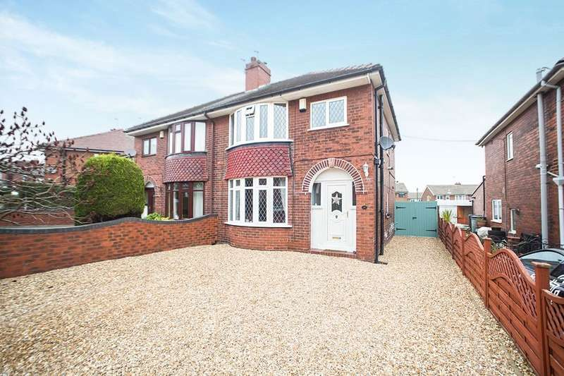 3 Bedrooms Semi Detached House for sale in High Green Road, Normanton, WF6