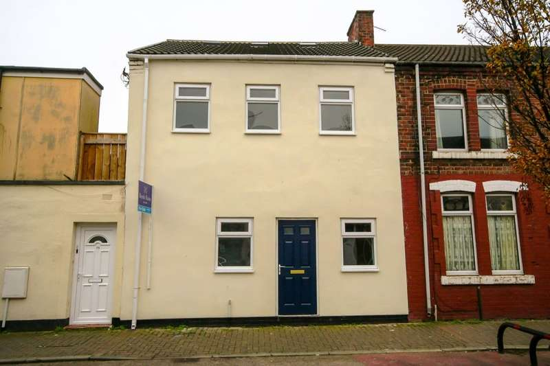 3 Bedrooms Terraced House for sale in Essex Street, Middlesbrough, TS1