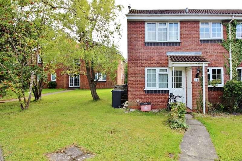 1 Bedroom Semi Detached House for sale in Ebourne Close, Kenilworth, CV8