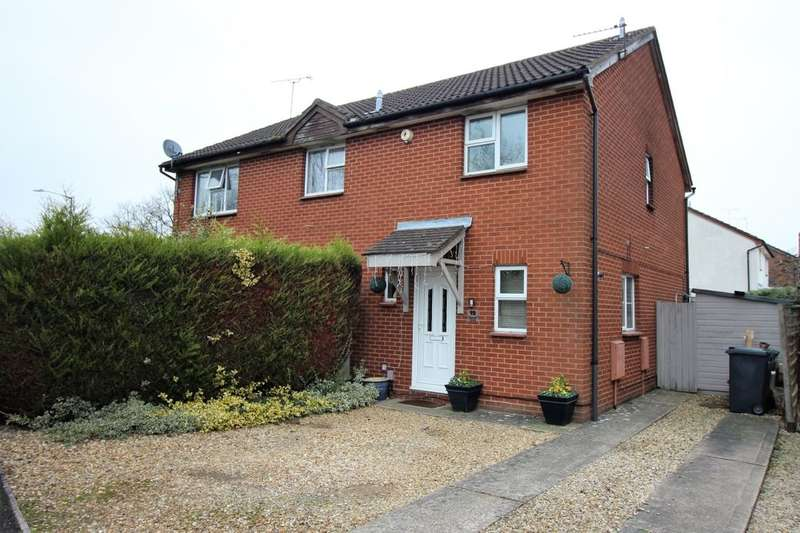 2 Bedrooms Semi Detached House for sale in Dencer Drive, Kenilworth, CV8