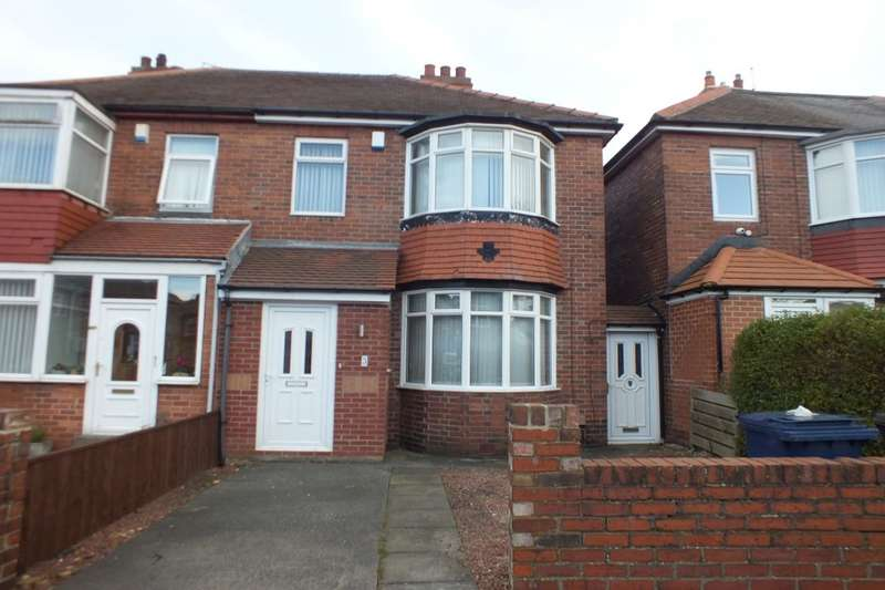 3 Bedrooms Semi Detached House for sale in Acomb Gardens, Newcastle Upon Tyne, NE5