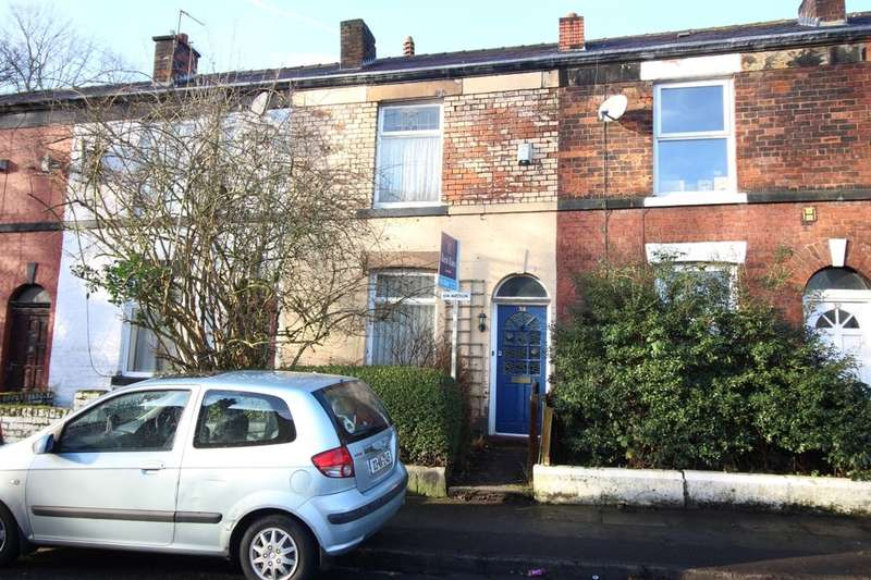 2 Bedrooms Terraced House for sale in Gladstone Street, Bury, BL9