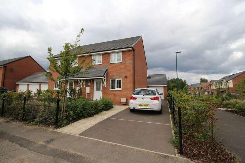 3 Bedrooms Semi Detached House for rent in Monkton Lane, Hebburn, NE31