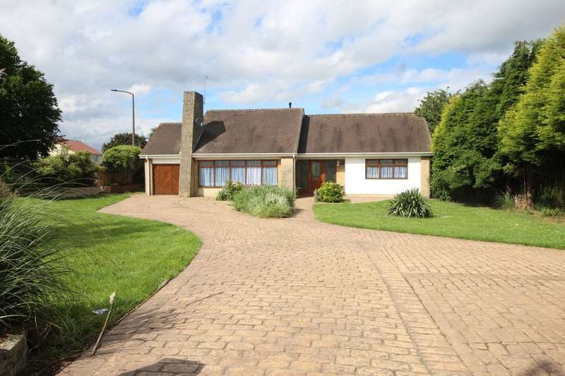 3 Bedrooms Detached Bungalow for sale in Barnsley Road, Scawsby, Doncaster, DN5
