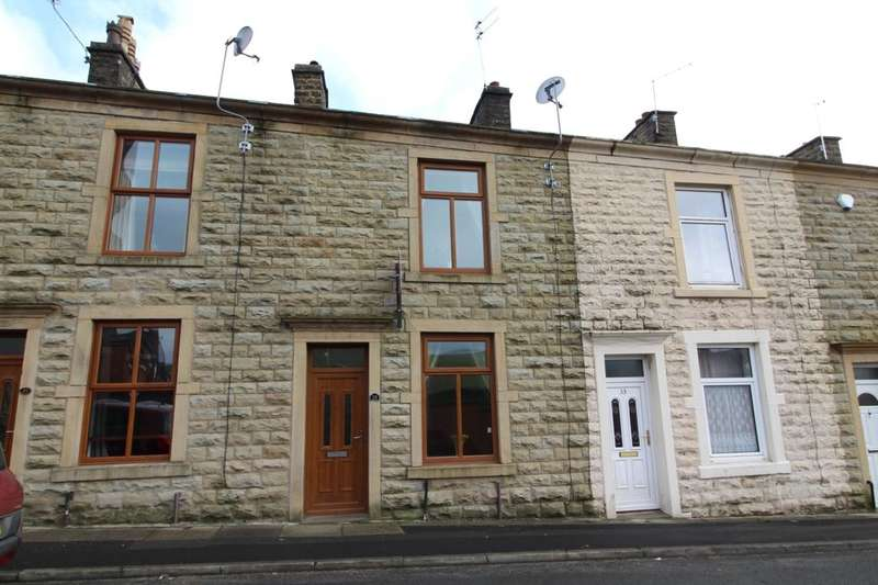 2 Bedrooms Terraced House for sale in Cross Street North, Haslingden, Rossendale, BB4