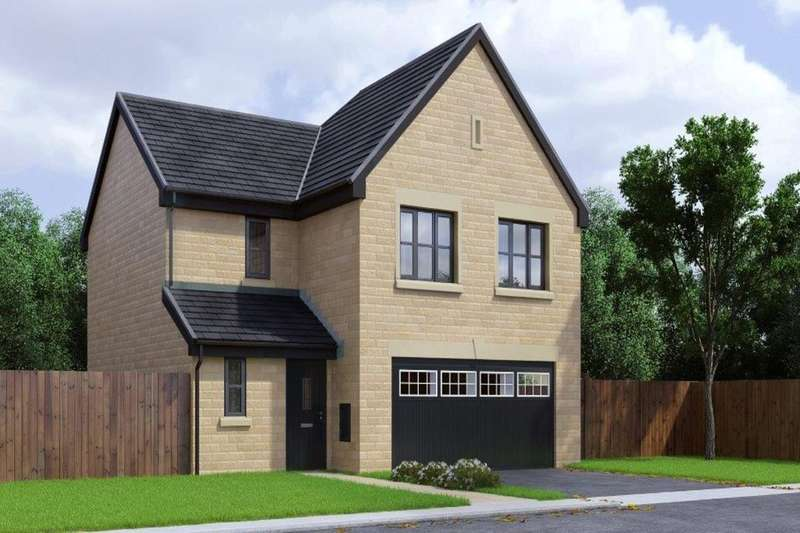5 Bedrooms Detached House for sale in Oakland Rise Lower Cribden Avenue, Rossendale, BB4