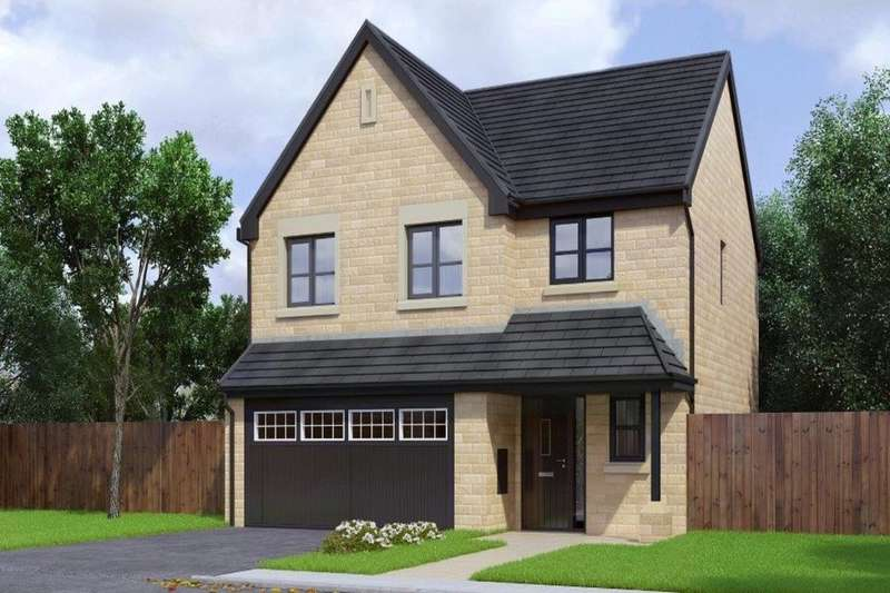 4 Bedrooms Detached House for sale in Oaklands Rise Lower Cribden Avenue, Rossendale, BB4