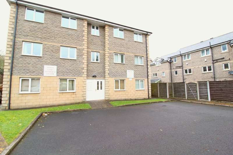 2 Bedrooms Flat for sale in Acre Park, Bacup, OL13