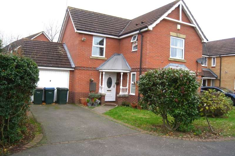 3 Bedrooms Detached House for sale in Kerris Way, Binley, Coventry, CV3