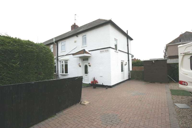 3 Bedrooms Terraced House for sale in Briar Road, Thornaby, Stockton-On-Tees, TS17