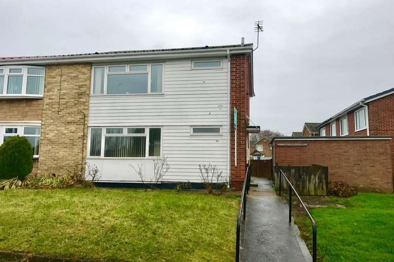 3 Bedrooms Semi Detached House for sale in Bracknell Road, Thornaby, Stockton-On-Tees, TS17