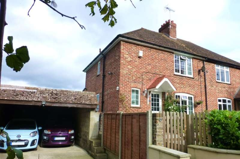 3 Bedrooms Semi Detached House for sale in Beaneys Lane, Shottenden, Canterbury, CT4