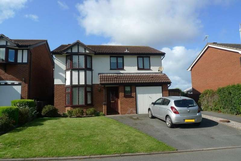 4 Bedrooms Detached House for sale in Queens Gardens, Craig Y Don