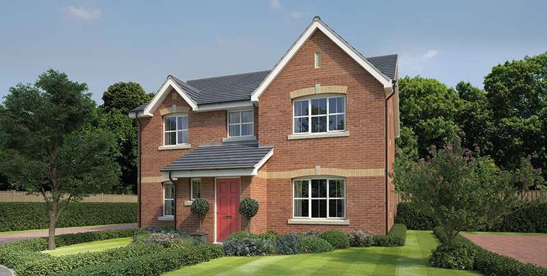 4 Bedrooms Detached House for sale in The Buckingham, Richmond Point, Queensway, Lytham St Annes
