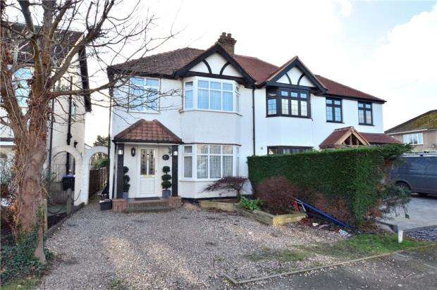 3 Bedrooms Semi Detached House for sale in Denham Way, Denham, Buckinghamshire