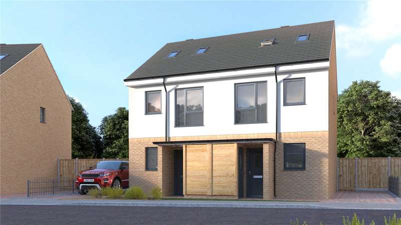 3 Bedrooms Semi Detached House for sale in Potters Way, Kilnhurst, Mexborough, South Yorkshire, S64